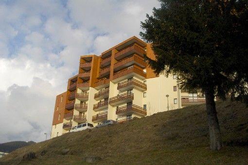 Outside view Location Apartment 2813 Les Sept Laux