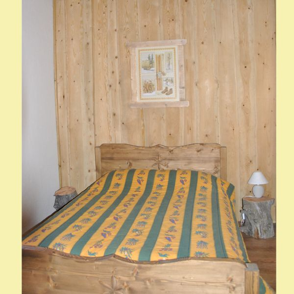 bedroom 1 Location Apartment 28873 Chamrousse
