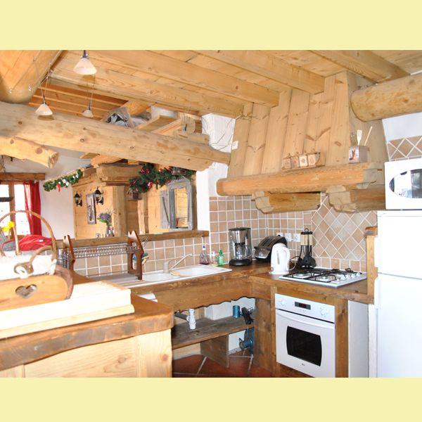 Kitchenette Location Apartment 28873 Chamrousse