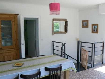 Dining room Location Villa 29456 Cap Ferret