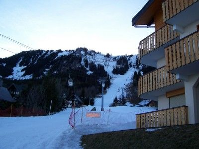 Outside view Location Apartment 3080 Thollon Les Mémises