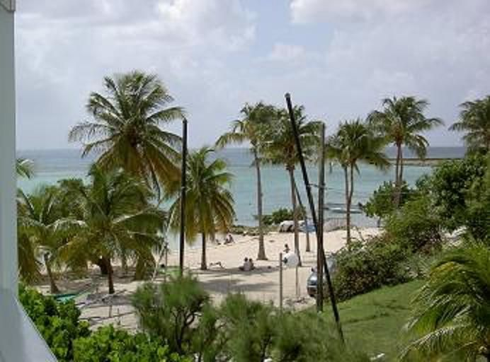 View from terrace Location Apartment 31362 Saint Francois