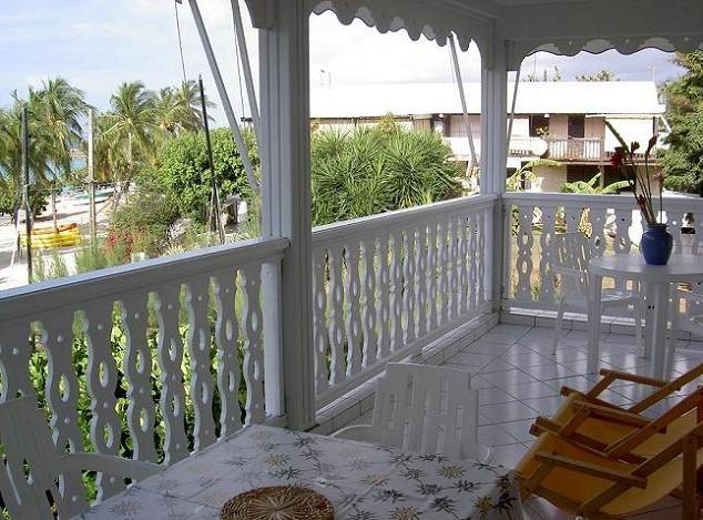 Terrace 1 Location Apartment 31362 Saint Francois