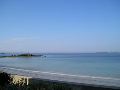 View from terrace Location Studio apartment 34964 Concarneau