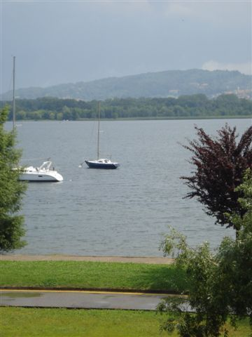 View from terrace Location Apartment 36668 Arona