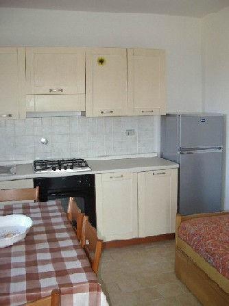 Sep. kitchen Location Apartment 39147 Capoliveri