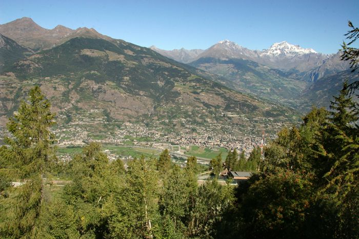 View from the property Location Apartment 39556 Pila