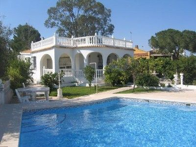 Outside view Location Villa 39657 Torrevieja