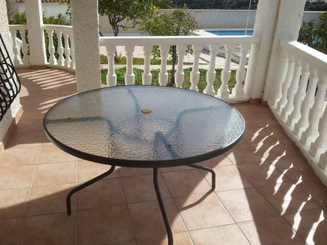 View from terrace Location Villa 39657 Torrevieja