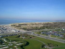 View from the balcony Location Apartment 40906 Le Touquet