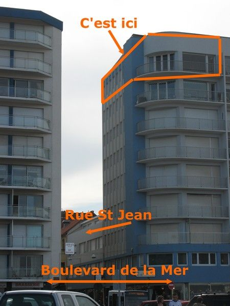 Outside view Location Apartment 40906 Le Touquet