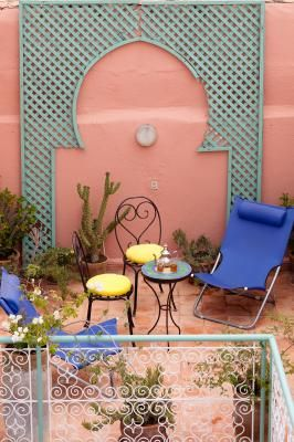 Terrace Location House 41194 Marrakech