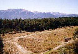 View from the property Location Apartment 4131 Font Romeu