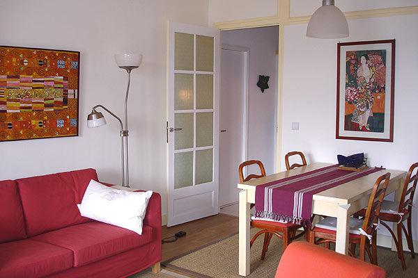 Living room Location Apartment 4136 Font Romeu