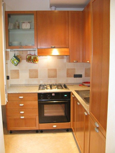 Sep. kitchen Location House 41928 Toscolano-Maderno