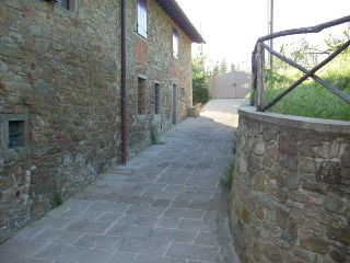 Outside view Location Self-catering property 45316 Florence