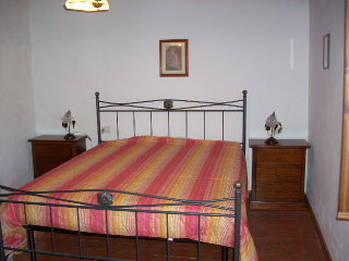 bedroom Location Self-catering property 45316 Florence