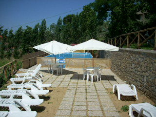 Swimming pool Location Self-catering property 45316 Florence