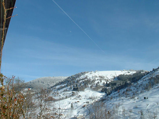 View from the property Location Self-catering property 4549 La Bresse Hohneck