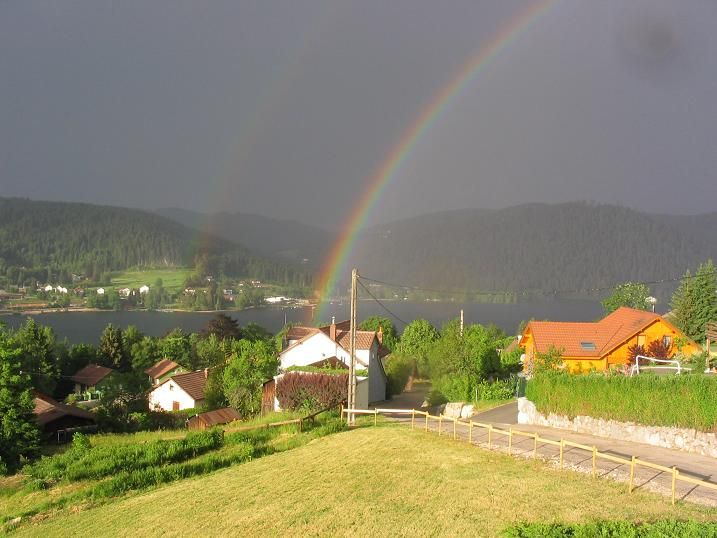 View from the property Location Apartment 4604 Gérardmer