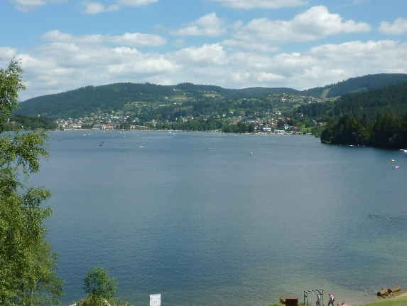 Surroundings Location Apartment 4627 Gérardmer