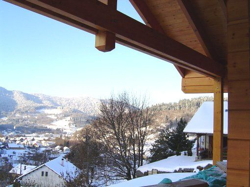 View from the property Location Chalet 4643 Gérardmer