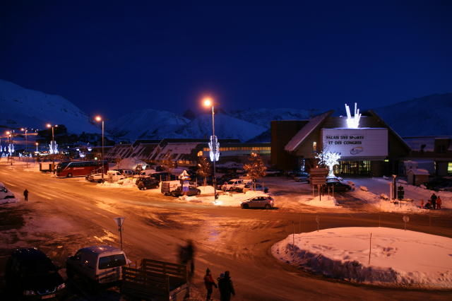 View from the property Location Apartment 50609 Alpe d'Huez