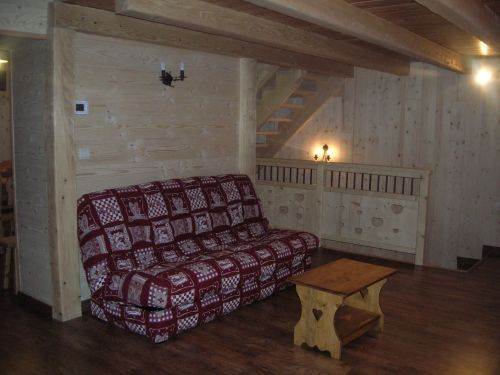 Sitting room Location Apartment 50770 Val Cenis