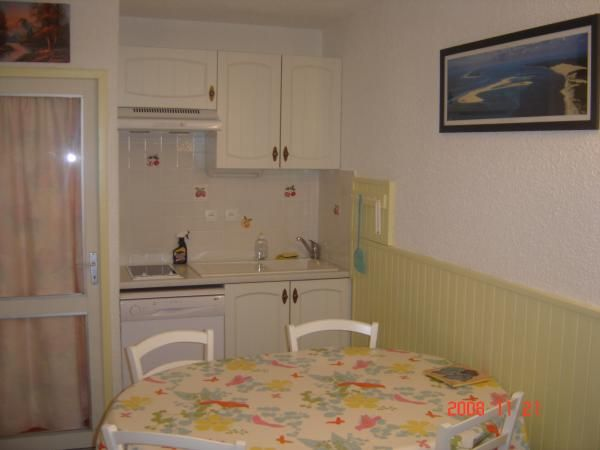 Kitchenette Location Apartment 52182 Piau Engaly