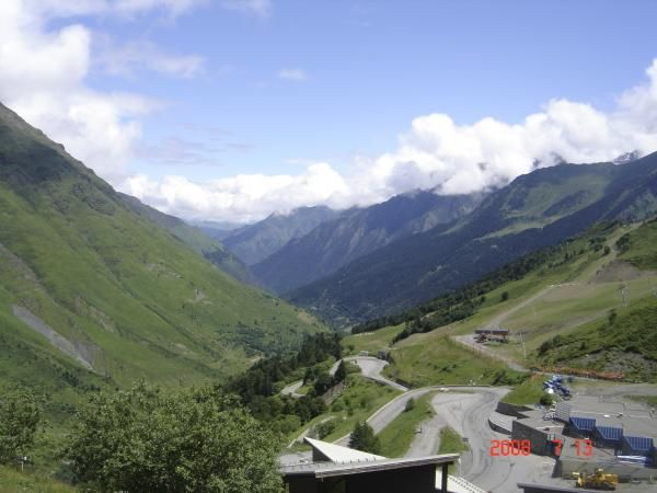 View from the property Location Apartment 52182 Piau Engaly