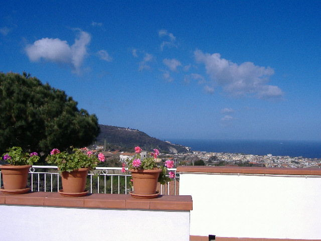 View from terrace Location Apartment 53852 Sorrento