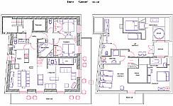 Property map Location Chalet 577 Champagny en Vanoise