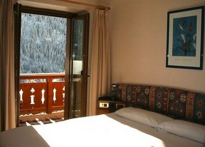 bedroom 3 Location Chalet 577 Champagny en Vanoise