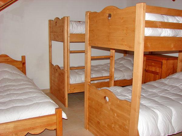 bedroom 2 Location Chalet 57805 Montgenevre