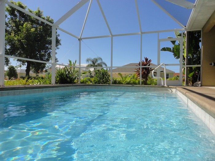 Swimming pool Location Villa 57904 Cape Coral