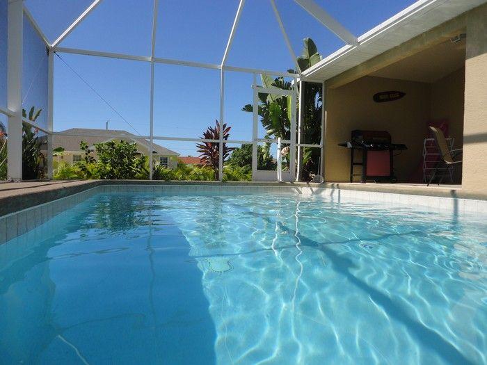 Swimming pool Location Villa 57904 Cape Coral