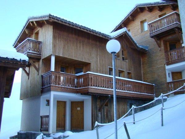 Outside view Location Chalet 58607 La Plagne