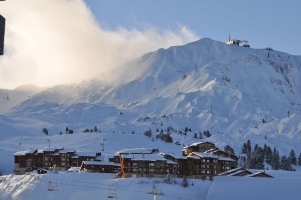 View from the property Location Chalet 58607 La Plagne