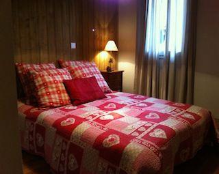 bedroom 2 Location Apartment 58747 Valmorel