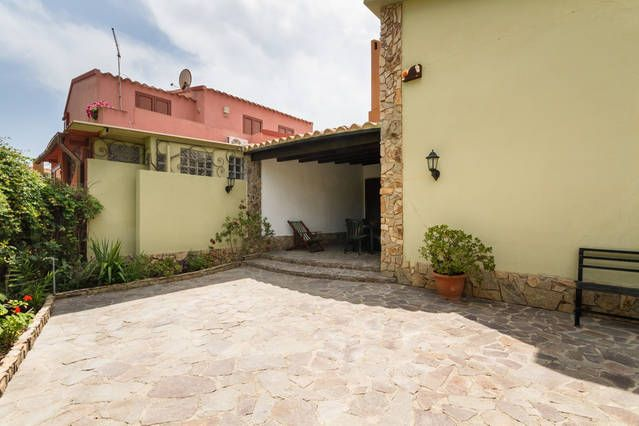 Veranda Location Villa 58936 Solanas