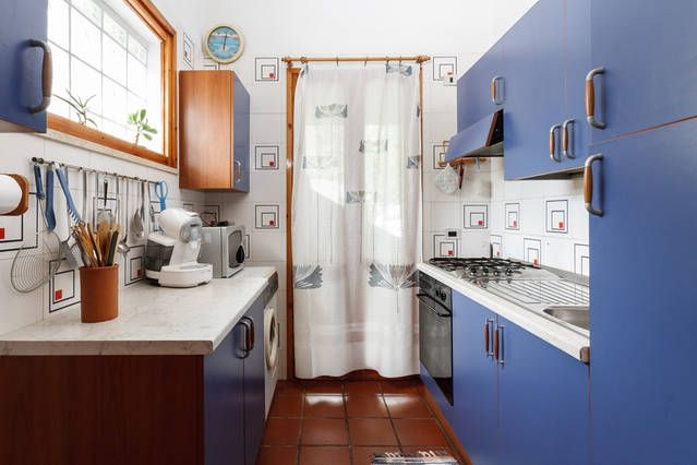 Kitchenette Location Villa 58936 Solanas