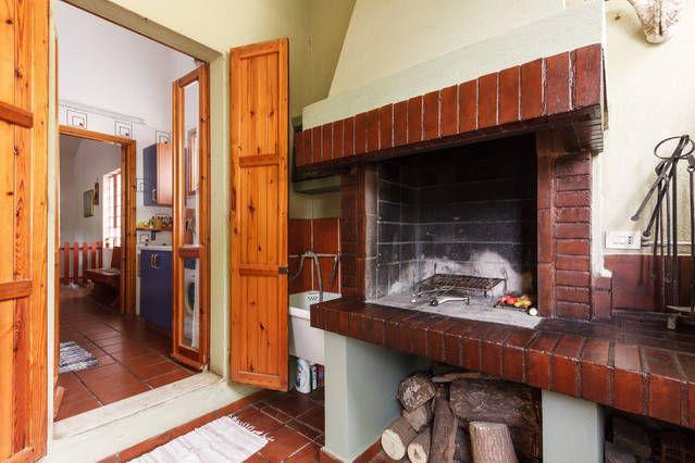 Summer kitchen Location Villa 58936 Solanas