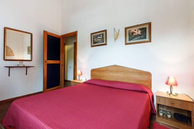 bedroom 1 Location Villa 58936 Solanas