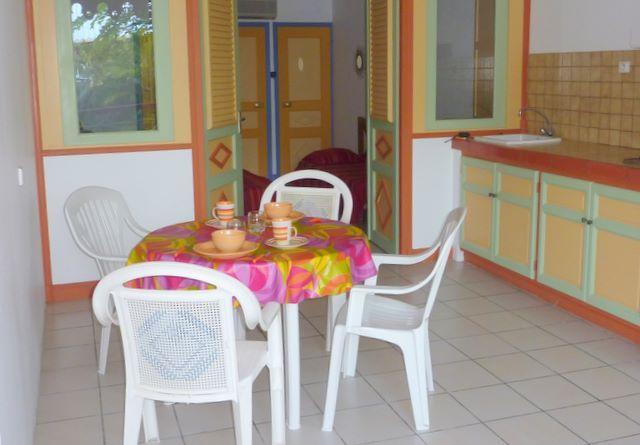 Terrace Location Studio apartment 61497 Sainte Anne (Martinique)