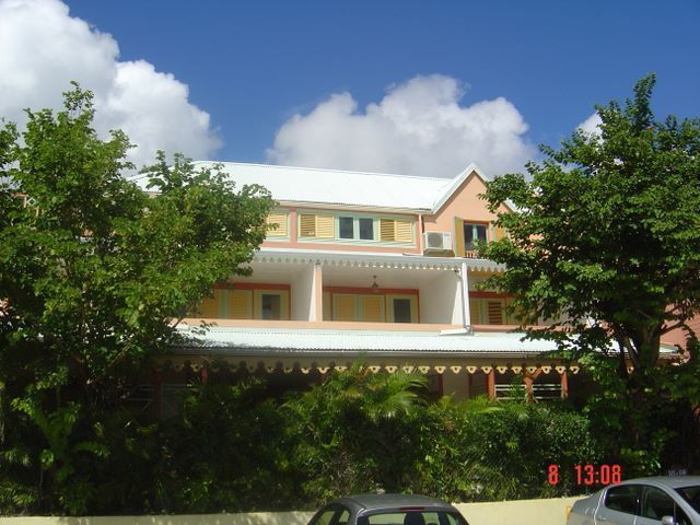 Outside view Location Studio apartment 61497 Sainte Anne (Martinique)