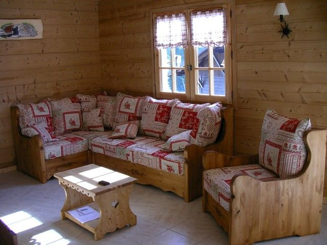 Location Self-catering property 61499 Praz de Lys Sommand