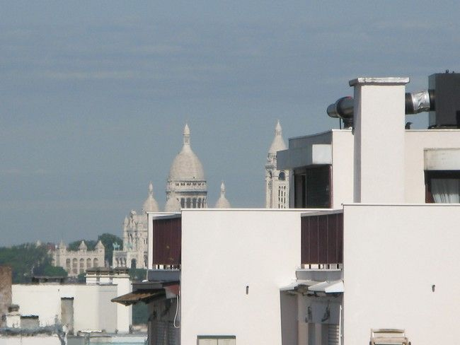 View from the property Location Studio apartment 63317 PARIS
