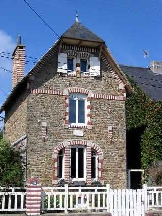 Outside view Location House 7524 Dinard