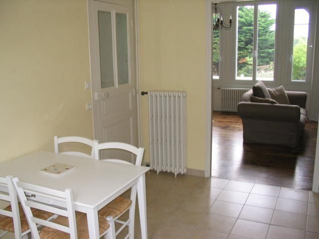 Kitchenette Location House 7524 Dinard