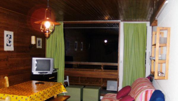 Living room Location Studio apartment 757 Chamrousse